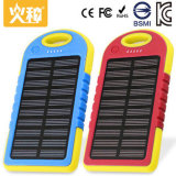 W-203 Solar Power Banks for Portable Mobile Phone 4000mAh