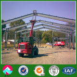China Supplier Light Steel Structure Indurstrial Prefabricated Building