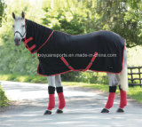 Hot Sale Polar Fleece Stable Horse Rug with Combo Neck Cover for Wholesale