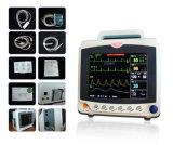 8.4 Inch 6-Parameter Patient Monitor/ECG Monitor/Pr, SpO2, ECG, NIBP, Resp, Temp
