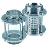 Food Grade Stainless Steel Inline Sight Glass (IFEC-SG100003)