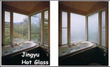 60V Switchable Smart Glass with Milky White Switchable Pdlc Film