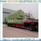 Large Furnace Full Steam Coal, Wood Industrial Hot Water and Steam Boiler