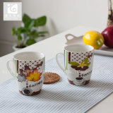 Gift Design Own Logo Ceramic Coffee Mug 14oz