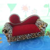 Factory Wholesale Cutmized Sofa Shape Jewelry Box Sf-081