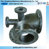 Sand Castings Stainless Steel Pump Housing with CNC Machining