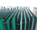 4mm/5mm/6mm/8mm/10mm/12mm/15mm Tempered Glass/Toughened Glass for Furniture and Building with High Quality (JINBO)