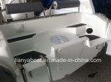 Liya 10-12 Passengers Rib Speed Boat with Foldable Canopy