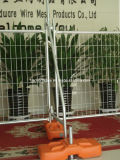 Heavy Duty Galvanized Temporary Fence Panel for Australian Market