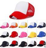 Custom Logo Summer Mesh Trucker Cap, Sports Cap, Baseball Cap in Various Color, Size and Material