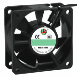 High Air Impedance DC Cooling Fan 6025 for High Temperature Environment