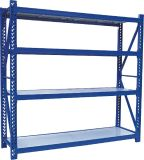 Steel Warehouse Display Light Duty Shelf with High Quality