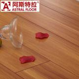 Popular Silk Surface (V-Groove) Laminate Wood Flooring
