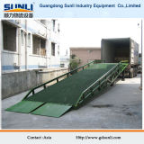 CE-Approved Mobile Loading Dock Ramp