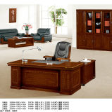 Boss Desk Office Table CEO Desk Office Furniture Factory Direct Sales