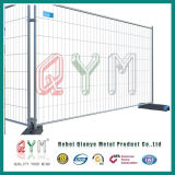 Galvanized Control Barrier Temporary Fence for Sale Construction Temporary Fencing