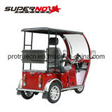 110cc Air Cooling Handicapped Tricycle for Adult