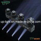 Mini 4 Heads LED Beam Club Light