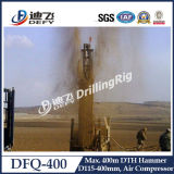 Pneumatic Rock Drill Rig Machine Dfq-400