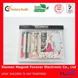 Fashion Paper PVC Magnetic Photo Frame