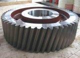Customed Double Steel Helical Gears