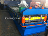 Prepainted Corrugated Metal Roofing Sheet Forming Machine