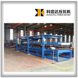 Stone Coated Roofing Sheet Machine Good Quality