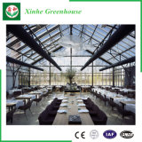 Agriculture Multi Span Glass Green House for Vegetables