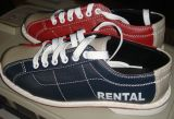 Genuine Leather Bowling Rental Shoes