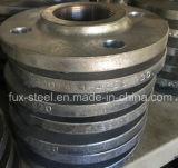 Screwed Flange, Table 1600/4, Anti-Rust Oil, Bossed Flange
