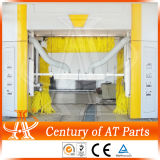 Automated Car Wash Equipment at-W321 Specifically Used to Clean for Cars and Various Small Vans
