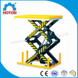 Heavy Duty Stationary Electric Hydraulic Scissor Lift Table (MOW0201 MOW0202)