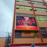 P6 Outdoor Full Color LED Advertising Screen (LED Display Board)