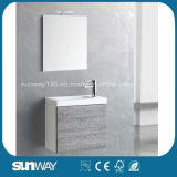 New Small Melamine Bathroom Cabinet for Children Sw-Ml1304