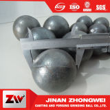 High-Medium-Low Chrome Grinding Steel Cast Ball for Cement Plant and Copper Mining
