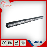 264 Watt 50 Inch Hybrid LED Light Bar for off-Road Vehicles
