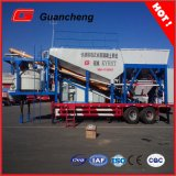 Mobile Concrete Mixing Station with 40m3/H Price