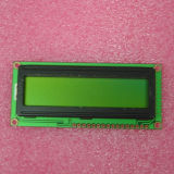 20 * 02 Character LCD Module Stn Type Yellow/ Green Monochrome LCD Display