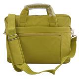 Green Handbag Laptop Bag Briscase (SM8683A)