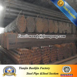 Cold Drawn Hot Rolled ERW Black Steel Pipe