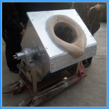 Dumping Electric Induction Copper Melting Furnace (JLZ-90KW)