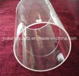 High Purity Heat-Resistant Quartz Glass Tube