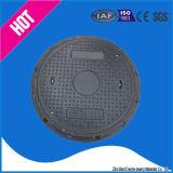 Black Watertight Fiberglass Manhole Cover