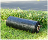 Black Plastic Ground Cover Weed Mat