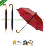 Cheap Advertising Promotional Straight Umbrella with Custom Printed Logos (SU-0023B)