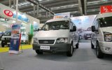 Jiangling-Ford Transit Classic 158 HP Closed Van (short axis)