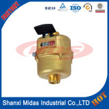 ISO4064 Dn15 ~ Dn20mm Rotary Piston Brass Water Volume Meter
