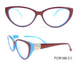 Plastic Nice Decoration Cat Eye Reading Glasses