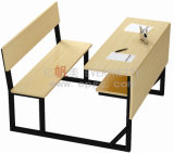 School Double Desk & Bench / Pencil Table and Chairs/Used Desks and Chairs for Sale
