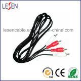 RCA Cable, 2 RCA Plug to 2 RCA Plug